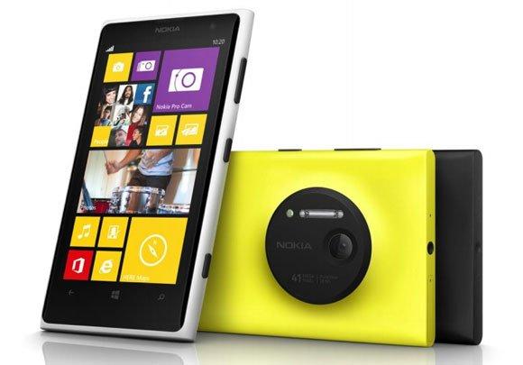 Lumia 1020 official