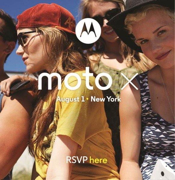 moto announcement