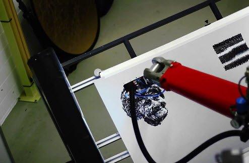 painting robo