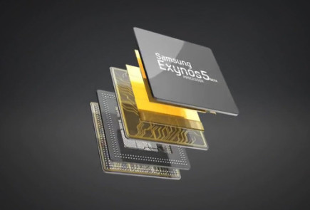 Exynos octa core processor