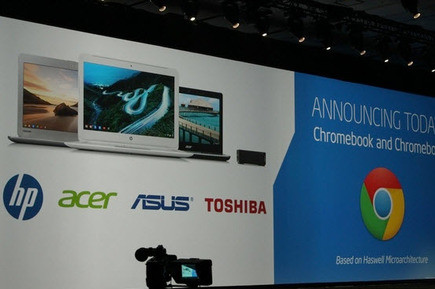 chrome with haswell