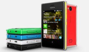 Asha phones