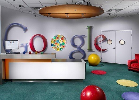 HQ inside Google