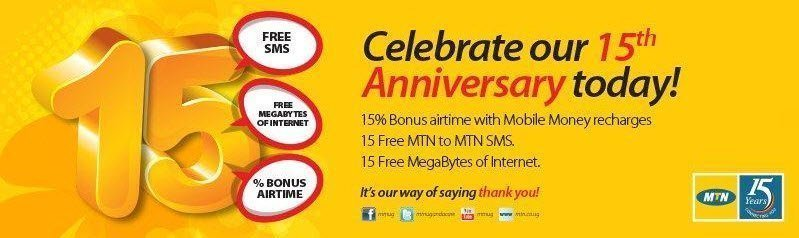 MTN 15 yrs