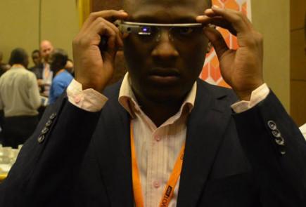 africa google glass