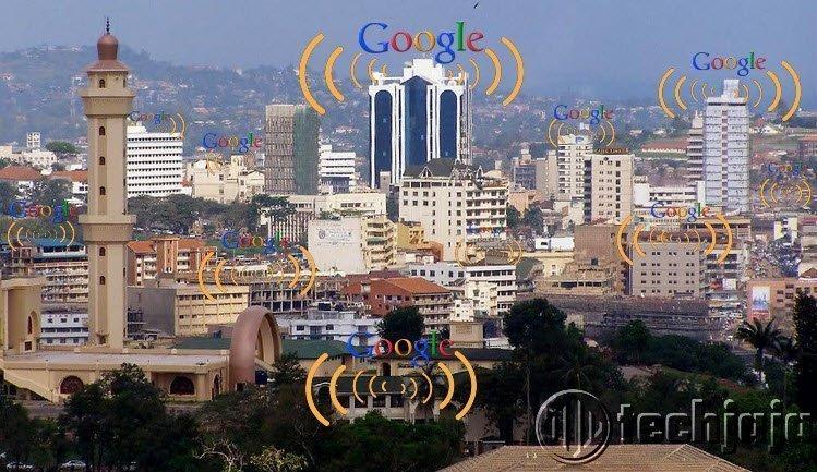 google wif kampala