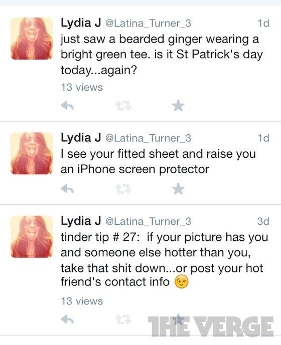 tweet views