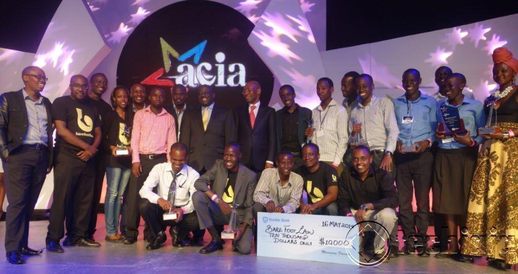 ACIA 2014 winners