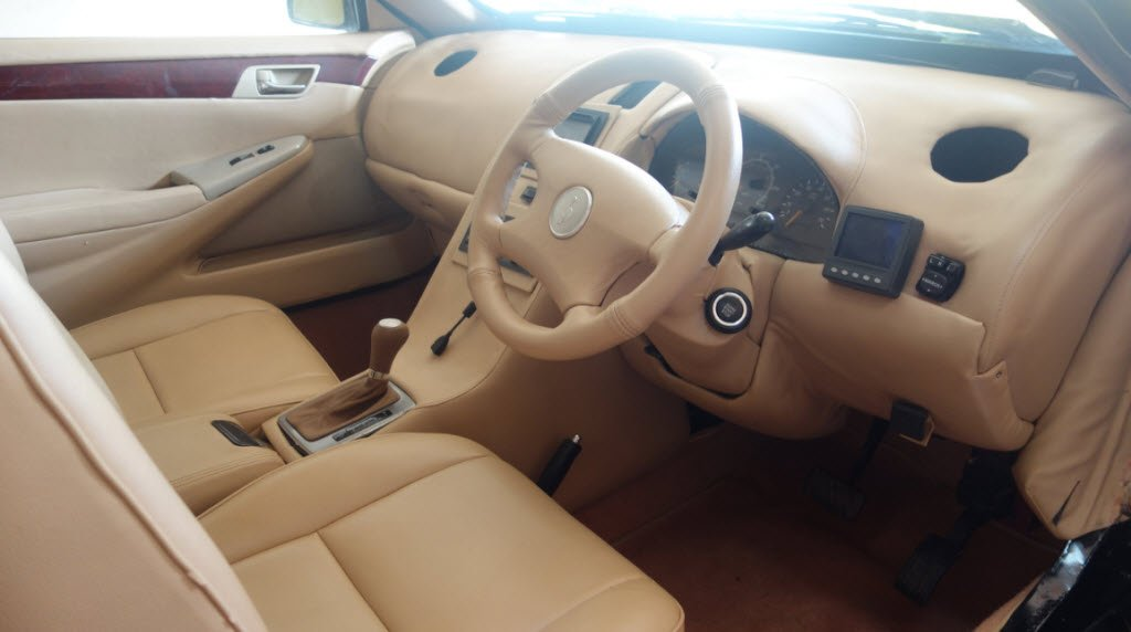 Kiira EV Part interior 1