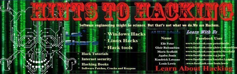hints to hacking