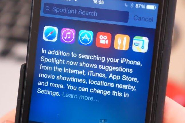 noticiations iOS 8