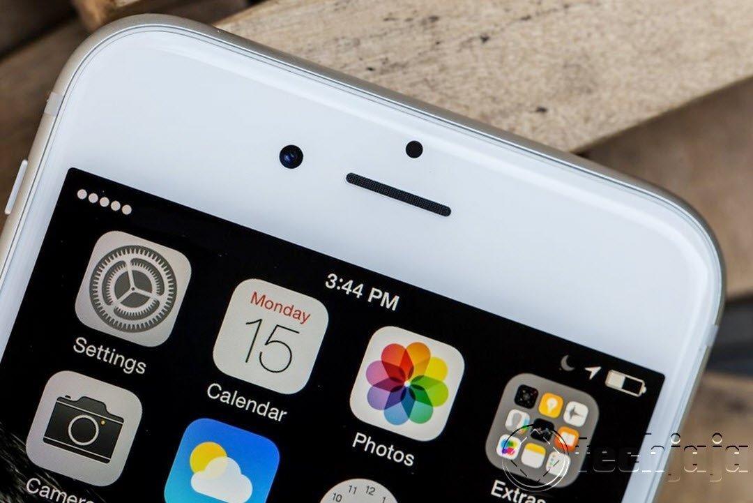 iOS 8_iPhone 6