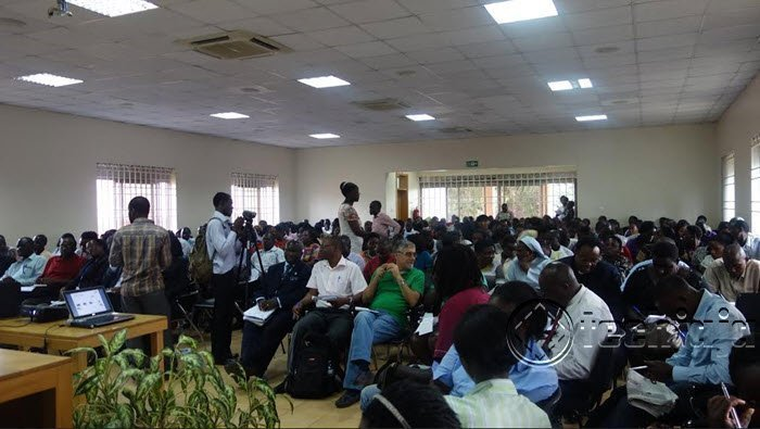 Teachers and Education Professionals at the Kampala side