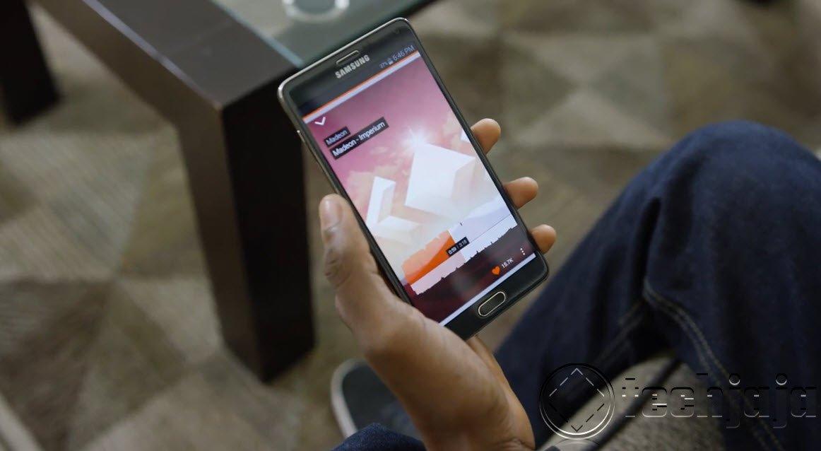 Galaxy Note 4 Hardware