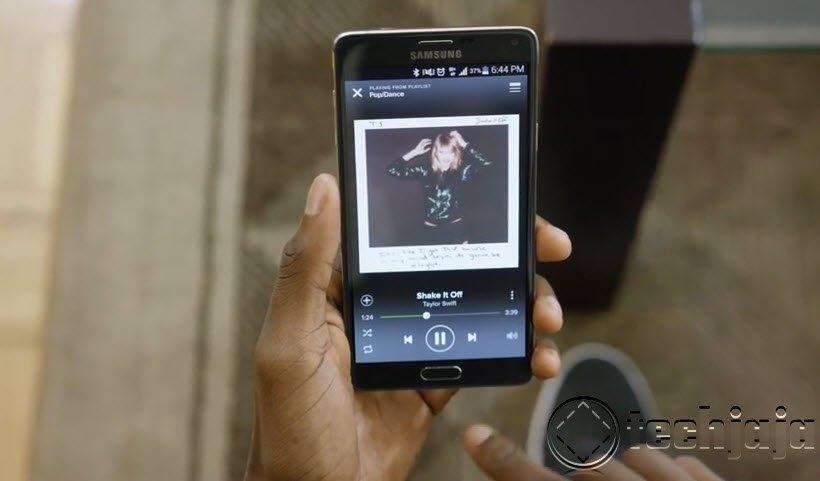 Galaxy Note 4 Screen 2