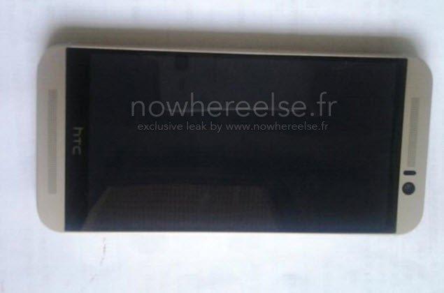 HTC M9 leaks