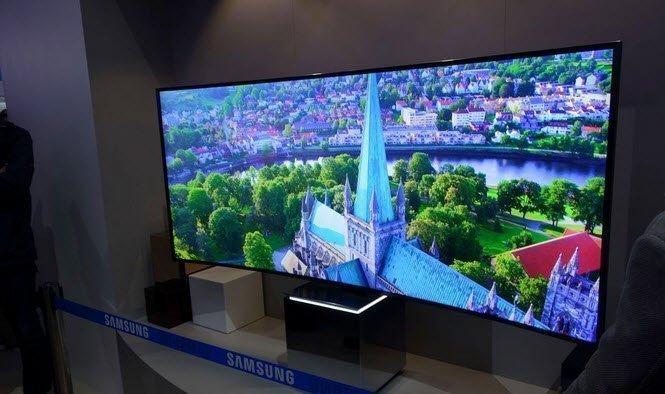 A Tizen Samsung_smart TV