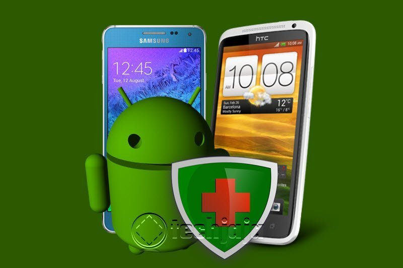 Android Antivius and Malwares apps