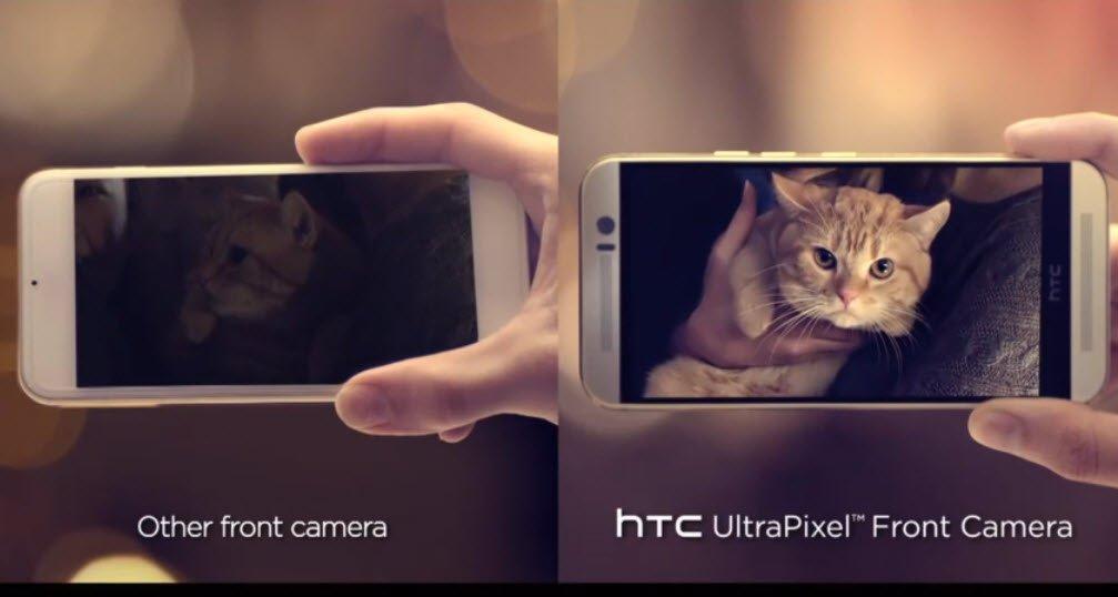 HTC One M9_Ultra Pixel