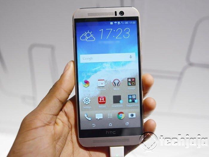 HTC One M9_hero