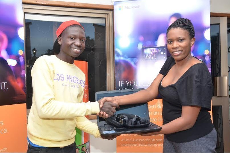 Nokia Make it happen winner2