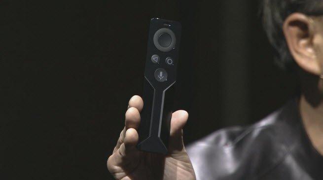 Nvidia X2 4K console remote