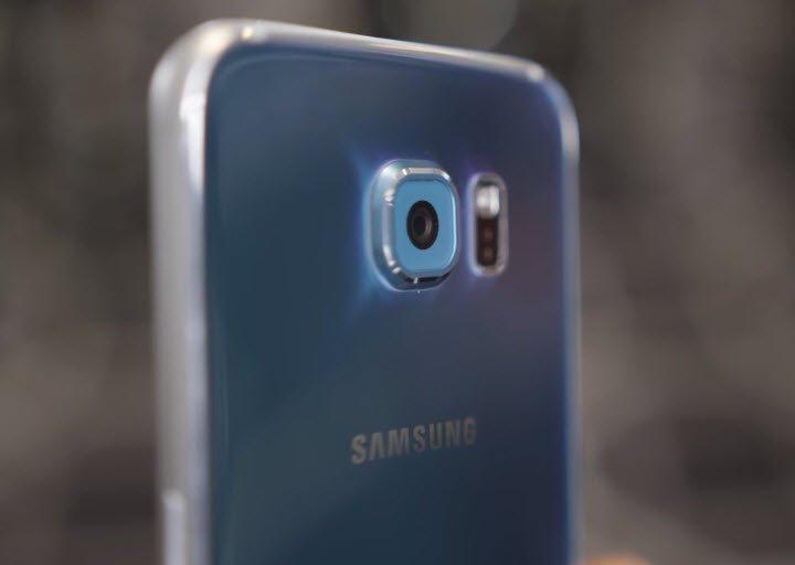 Galaxy s6 and s6 edge_camera