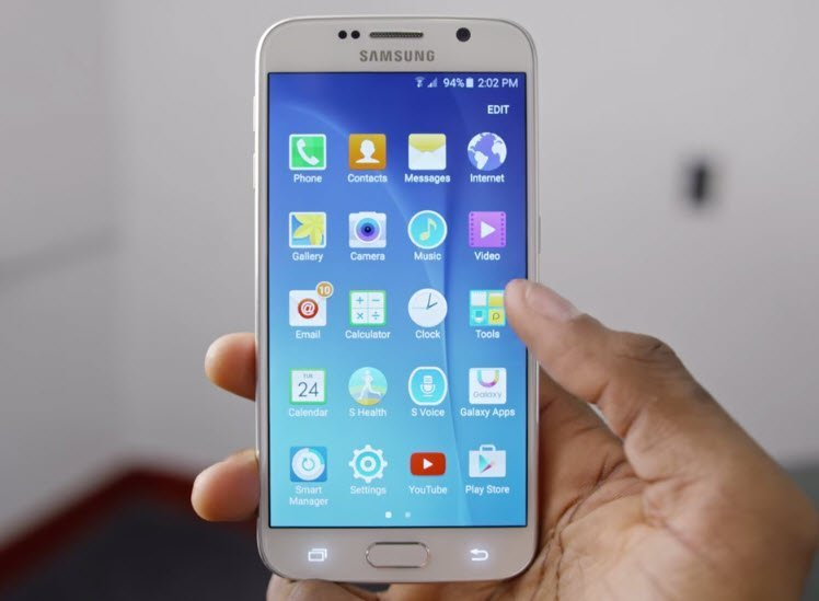 Galaxy s6 and s6 edge_software2