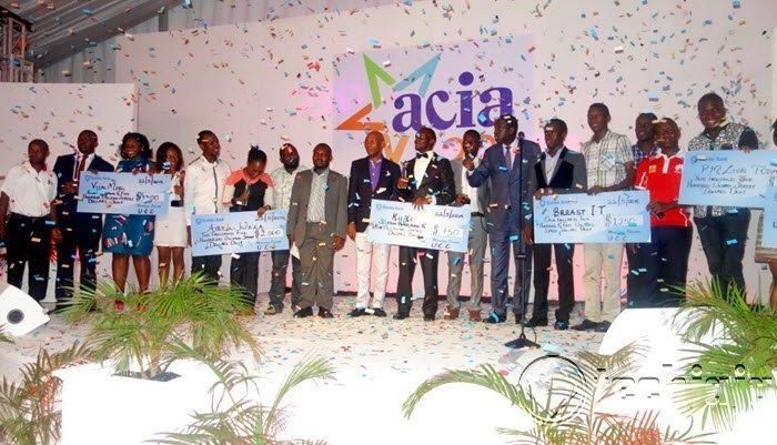 ACIA awards 2015
