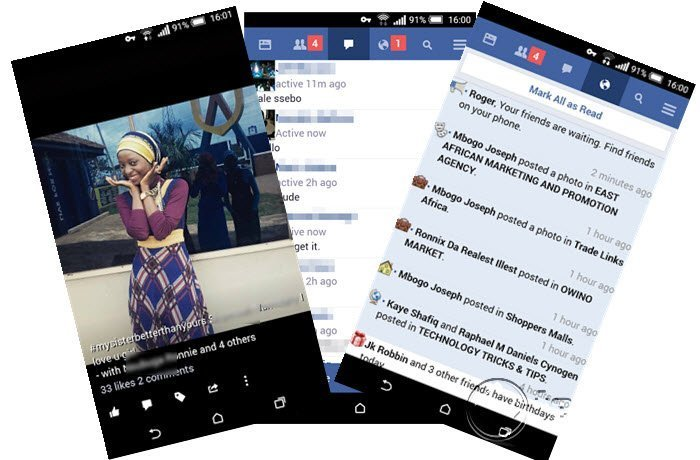 Facebook Lite review 2