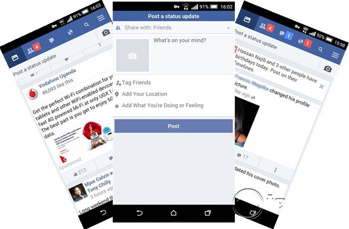 Facebook Lite review 3