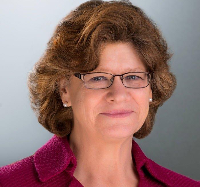 Internet Society CEO Kathy Brown