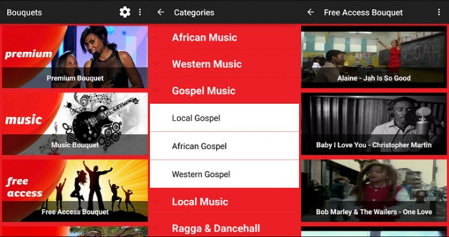 Airtel Mobile TV Android App