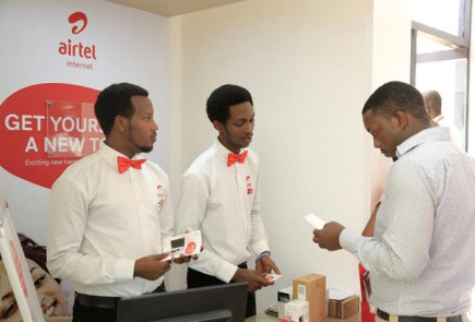 Airtel sets up shop at the just launched 4G Square