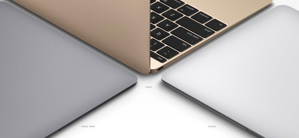 The weird macbook 2015 Apple