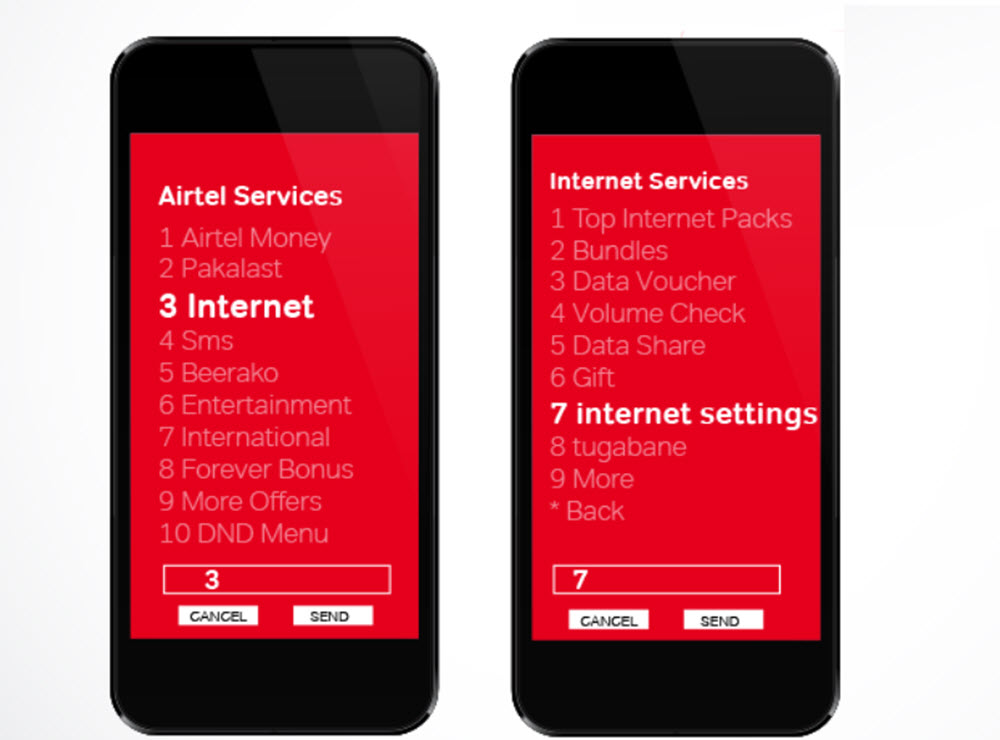Now you can get your Airtel internet settings on the go
