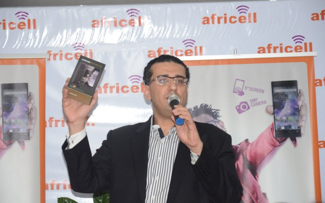 Africell V4_iDroid CEO