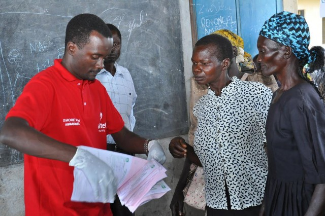 Airtel Uganda, in partnership with The Hind's Feet Project