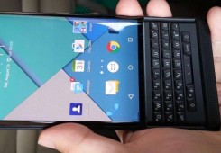 Android Blackberry Veince2