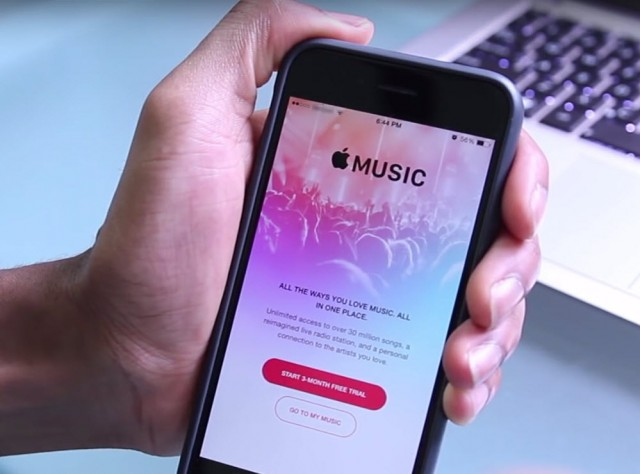 Apple Music Uganda way