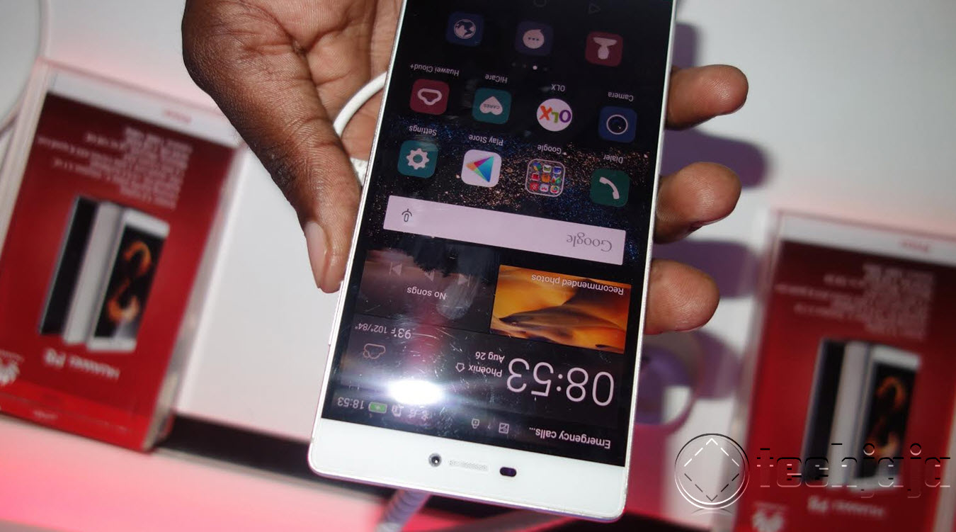 Huawei P8 Launch in Uganda4