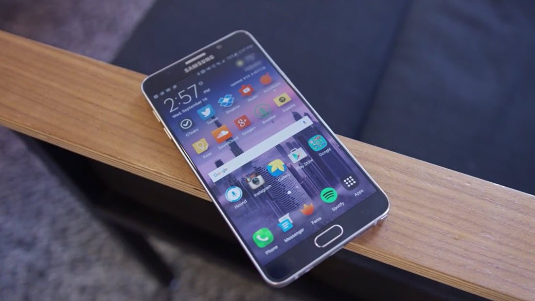 Note 5 review Hero2