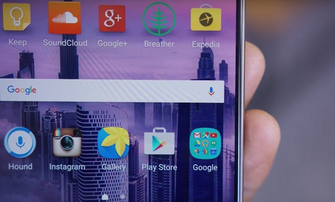 Note 5 review Software2