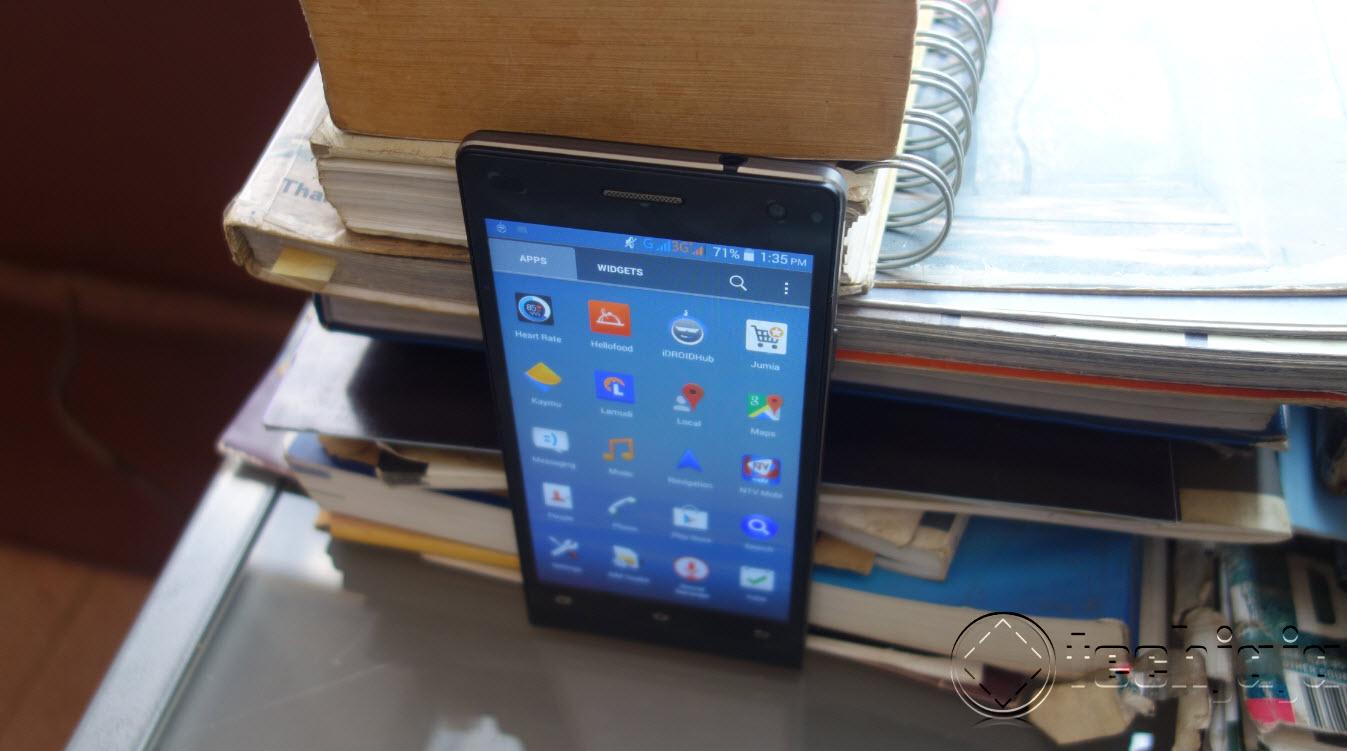iDroid V4 Review UI2