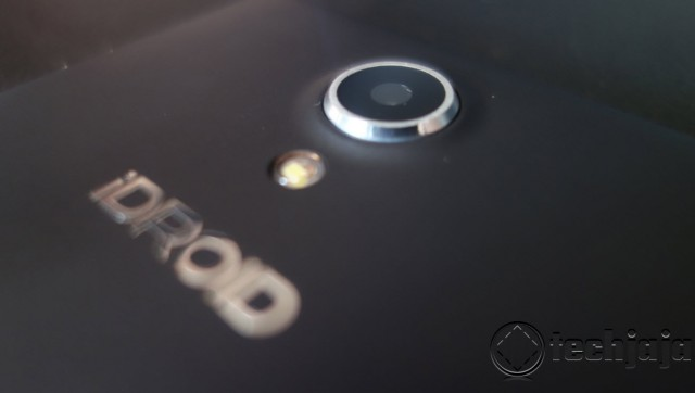iDroid V4 Review camera