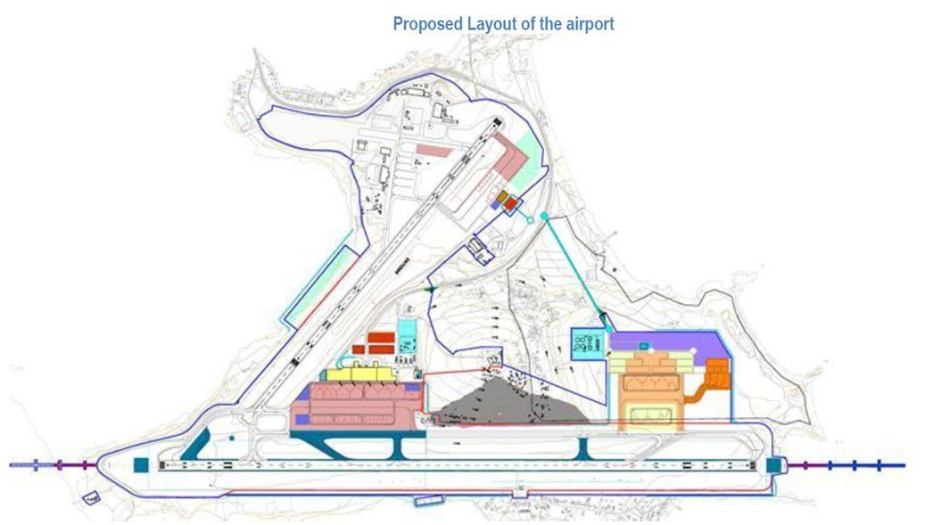 Entebbe Internationa Airport 2033 Proposed layout1