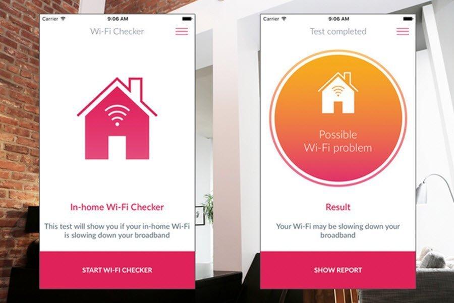 Ofcom wifi checker app