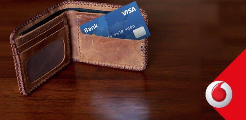 VISA payments at Vodafone stores