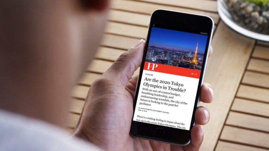 wordpress instant articles