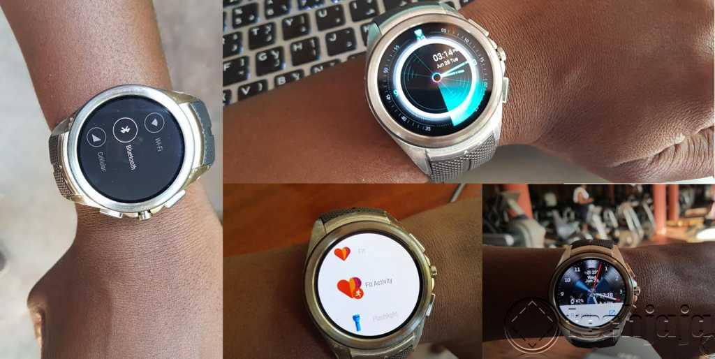 LG Watch Urbane_ Android Wear 2